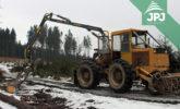 hydraulická ruka Farma