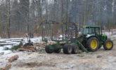 Vyvážecí souprava Farma