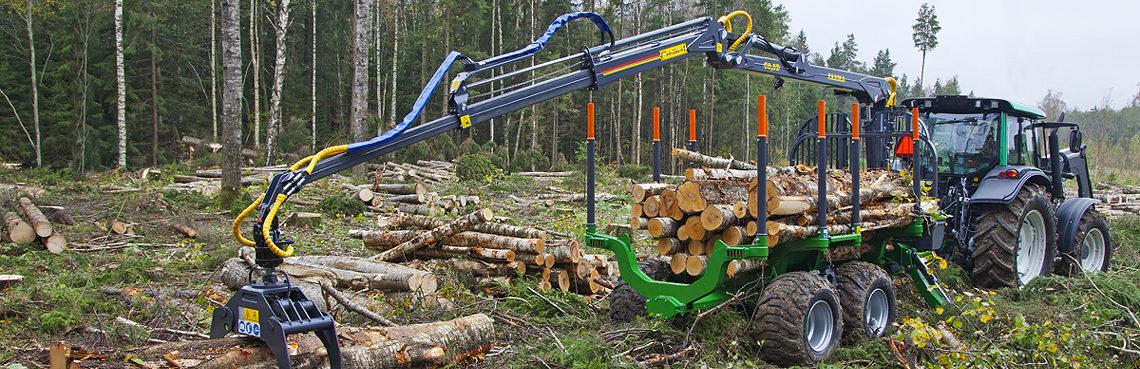 Lesnická technika Farma