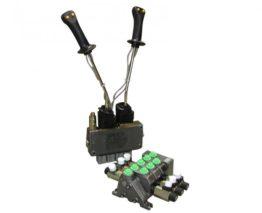 Elektrohydraulické ovládání