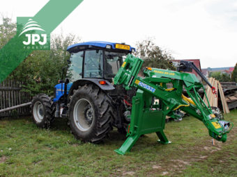 Nesený procesor Farma N + traktor Solis