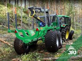 Vyvážečky FARMA T14 4WD